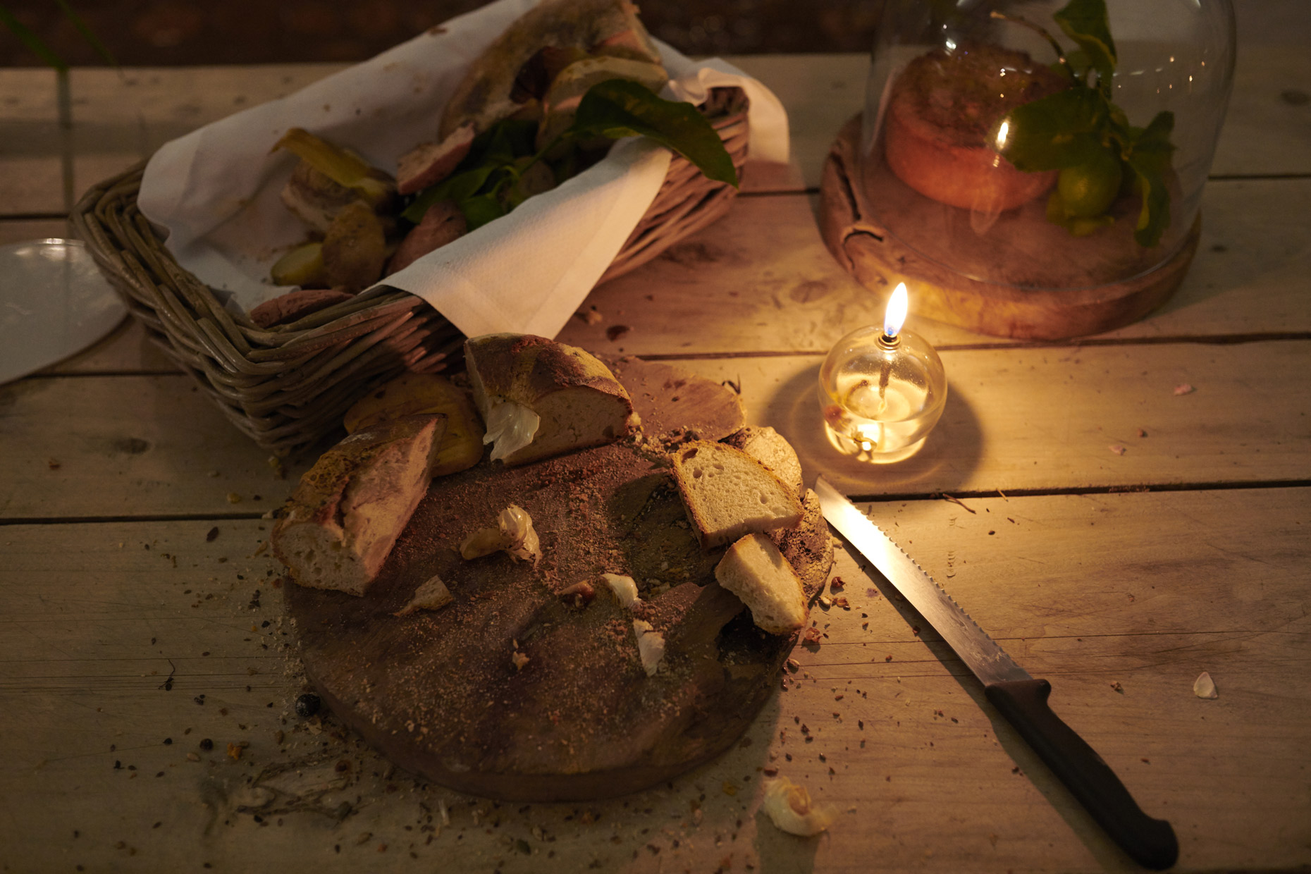 Babylonstoren-Bread-at-Candlelight