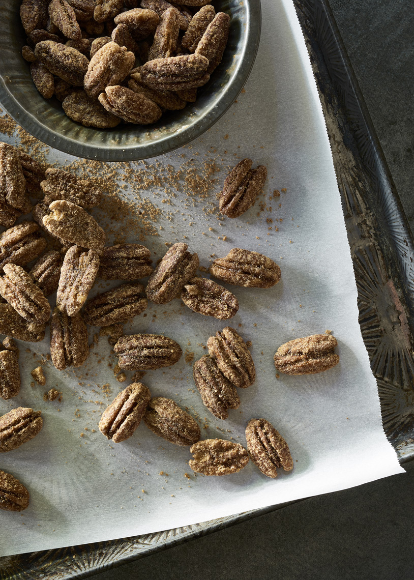 Candied-Maple-Pecans