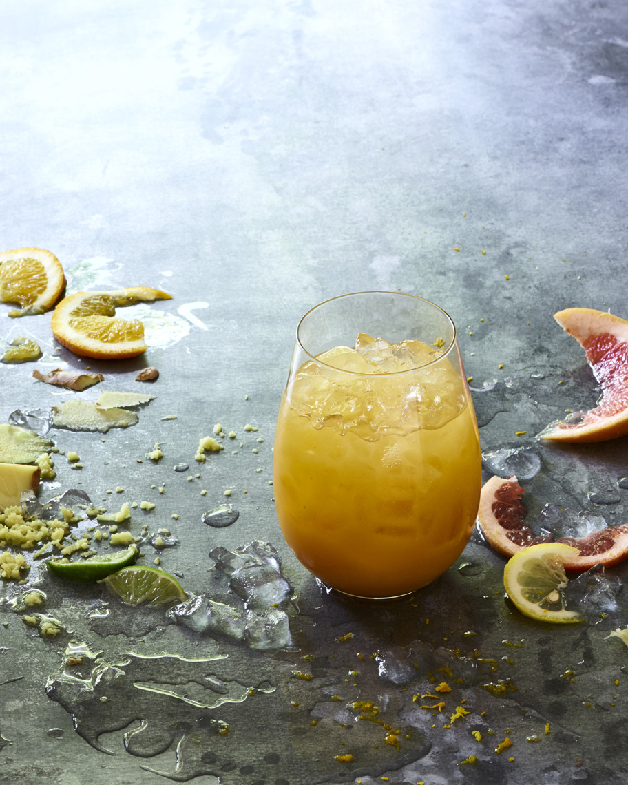 Citrus-Ginger-Zinger-Juice