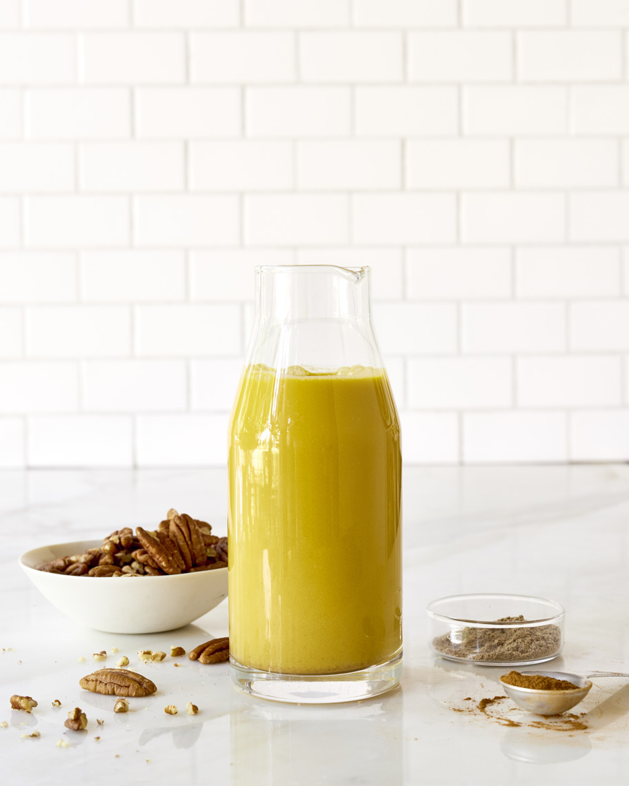 Homemade-Raw-Carrot-Pecan-Milk